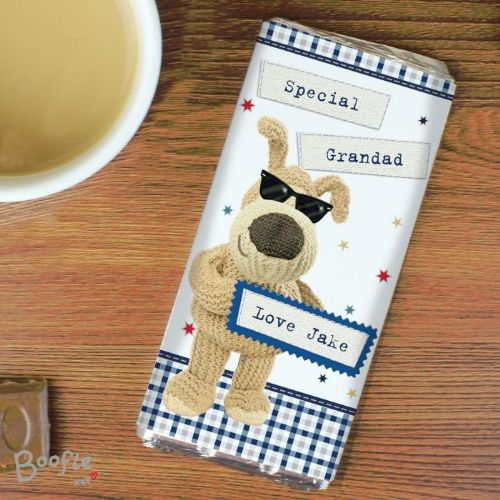 Boofle Stars Chocolate Bar